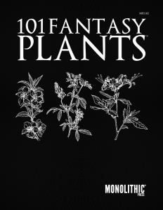 Cover 101 Fantasy Plants